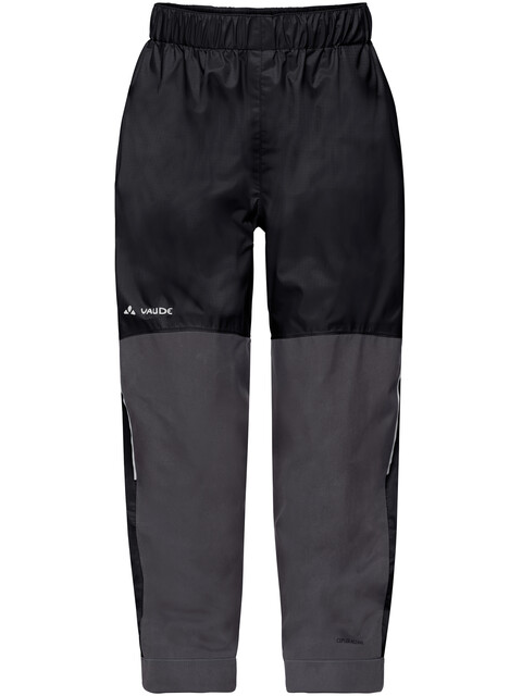 VAUDE Escape Padded III Pants Kids black uni